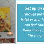 Set up an altar